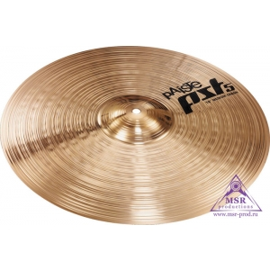 "Paiste 18"" Rock Crash PST5"