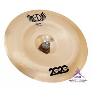"ED Cymbals 2020 Brilliant China 14"""