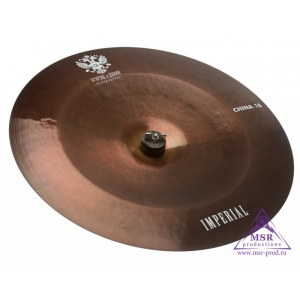 """ED Cymbals Imperial 2017 China 18"""""""