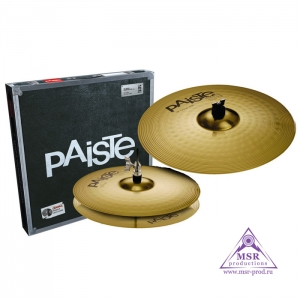 "Paiste 101 Brass Essential Set (13""/ 18"")"