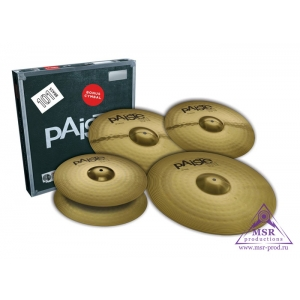Paiste 101 Brass Universal Set + Bonus 14