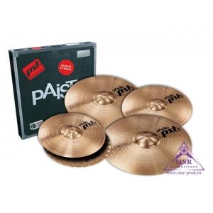Paiste PST5 Rock Set + Bonus 16