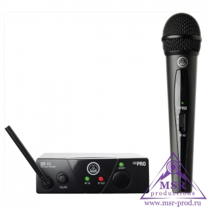 AKG WMS40 Mini Vocal Set US45