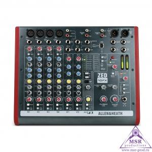 Allen & Heath ZED60-10FX