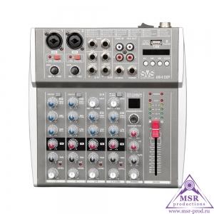 SVS Audiotechnik mixers AM-6 DSP