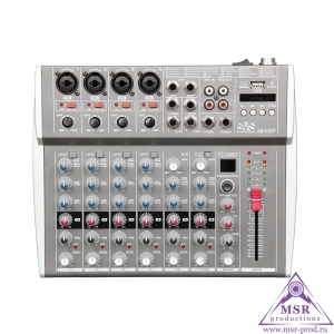 SVS Audiotechnik mixers AM-8 DSP