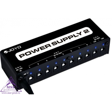 JOYO JP-02 Multi-Power Supply