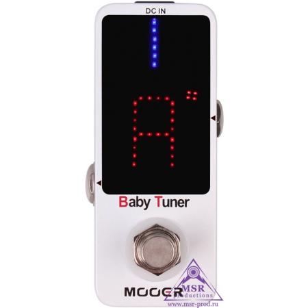 Mooer Baby Tuner