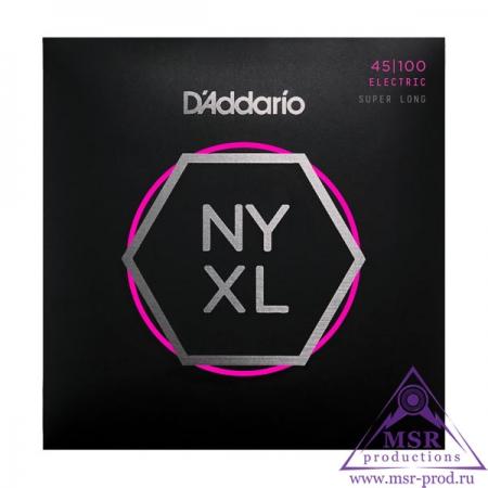 D'ADDARIO NYXL45100SL