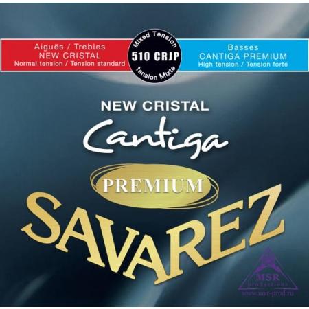 Savarez 510CRJP New Cristal Cantiga Premium