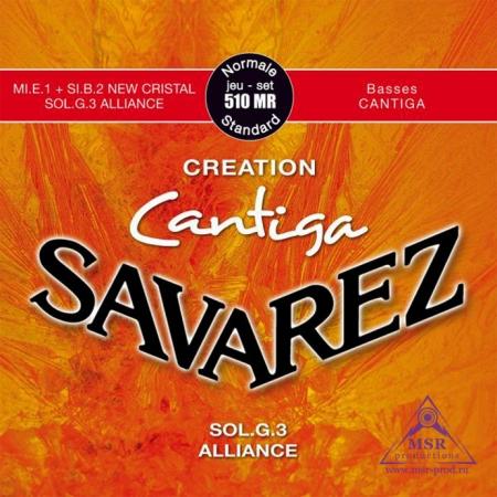Savarez 510MR Creation Cantiga
